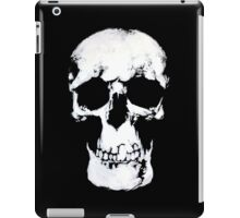 Sherlock Why Do You Have a Skull on Your Wall? iPad Case/Skin