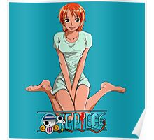 NAMI - ONE PIECE Poster