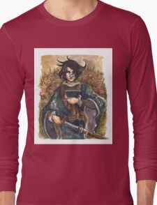 Sabriel, the Abhorsen Long Sleeve T-Shirt