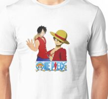 Luffi 00 - One Piece Unisex T-Shirt