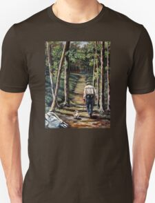 Walking With My Friend T-Shirt