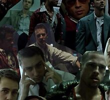 Fight Club by Ash Brunet