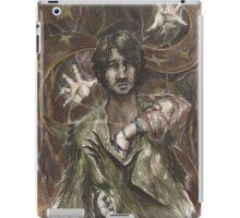 Dark Paths - Dark Forest iPad Case/Skin
