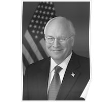 Dick Cheney Poster