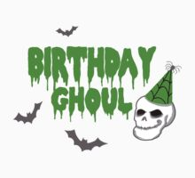 Birthday Ghoul Baby Tee