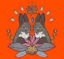 squirrel love Kids Clothes