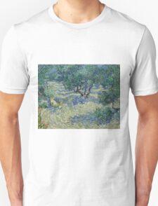 Vincent Van Gogh - Olive Orchard, 1889 T-Shirt