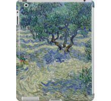 Vincent Van Gogh - Olive Orchard iPad Case/Skin