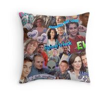 Malcolm In The Middle  Throw Pillow
