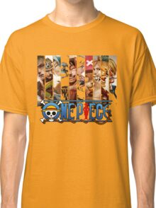 One Piece - Characters 000 Classic T-Shirt