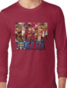 One Piece - Characters 000 Long Sleeve T-Shirt