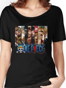 One Piece - Characters 000 Women's Relaxed Fit T-Shirt