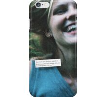 their desire iPhone Case/Skin