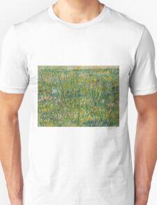 Vincent Van Gogh - Patch of grass, 1887 T-Shirt