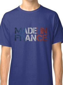 France French Flag Classic T-Shirt