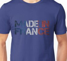 France French Flag Unisex T-Shirt