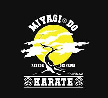 Karate Kid - Mr Miyagi Do Reverse Variant Womens Fitted T-Shirt