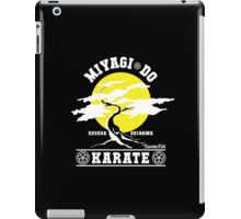 Karate Kid - Mr Miyagi Do Reverse Variant iPad Case/Skin