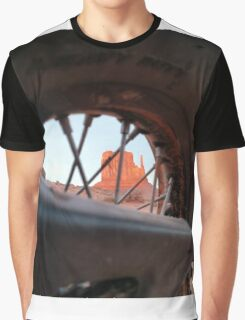 Ride Monument Valley Graphic T-Shirt
