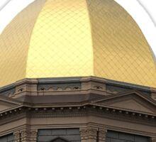 Golden Dome - Notre Dame Sticker