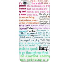 The Office Quotes iPhone Case/Skin