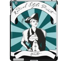 Radical Style Pirate Steampunk iPad Case/Skin