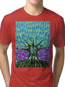 Night Tri-blend T-Shirt