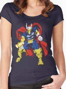 Beta Ray Bill Women's Fitted Scoop T-Shirt