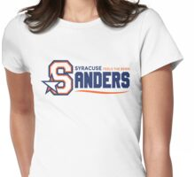 Syracuse for Sanders Womens Fitted T-Shirt