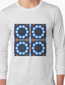 blue spot butterfly T-Shirt