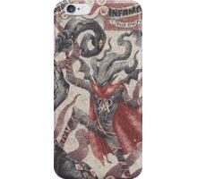 Kid Kthulu Versus NyargolgorathThe Blood Lord iPhone Case/Skin