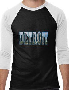 Detroit Men's Baseball ¾ T-Shirt