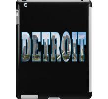 Detroit iPad Case/Skin
