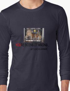wrong1 Long Sleeve T-Shirt