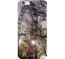 28 Hours in London iPhone Case/Skin