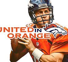 Peyton Manning by AlbaGG