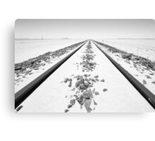 The Lines Canvas Print