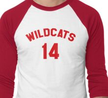 High School Musical: Wildcats Red Men's Baseball ¾ T-Shirt