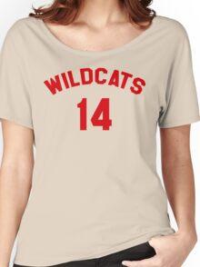 High School Musical: Wildcats Red Women's Relaxed Fit T-Shirt