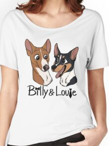 Billy and Louie - Custom Women's Relaxed Fit T-Shirt