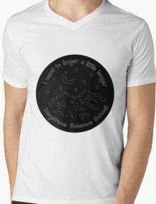linger Mens V-Neck T-Shirt