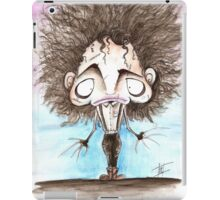 Edward Scissors hands iPad Case/Skin