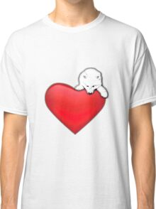 Samoyed's Heart Classic T-Shirt