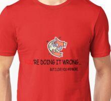 wrong 2 Unisex T-Shirt