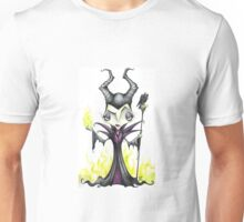 Maleficent - Creepy Unisex T-Shirt