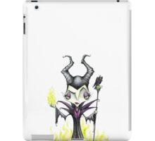 Maleficent - Creepy iPad Case/Skin