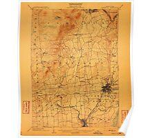 New York NY Saratoga 148432 1902 62500 Poster