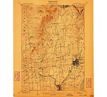 New York NY Saratoga 148432 1902 62500 Photographic Print