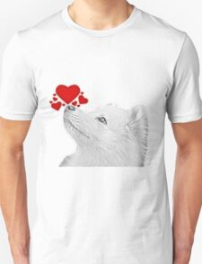 I smell Love in here Unisex T-Shirt