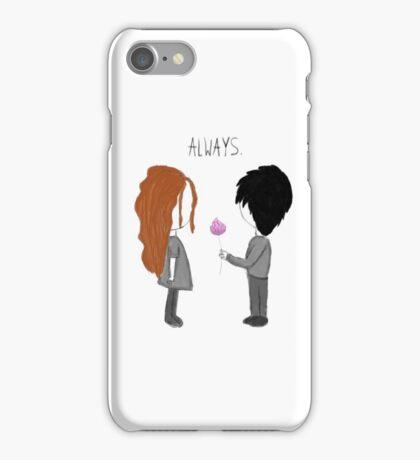 """Always."" iPhone Case/Skin"